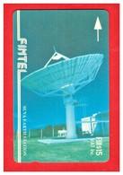 "FIJI Islands: FIJ-FI-06 From Fintel Company ""Suva Earth Station"" CN:4CWFB Rare (1.500ex) & Old (1993) - Fiji"