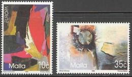 Malta 1993  - Europa Cept -  Set  MNH** - Europa-CEPT