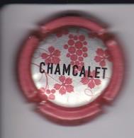 PLACA DE CAVA CHAMCALET  (CAPSULE) - Sparkling Wine