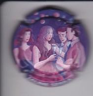 PLACA DE CAVA JAUME SERRA  (CAPSULE) - Sparkling Wine