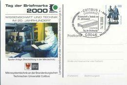 31  Circuit Intégré: Oblit. Temp. D'Allemagne - Integrated Circuit, Computer, Informatics Informatique électronique - Informatik