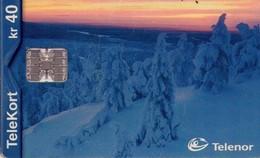 TARJETA TELEFONICA DE NORUEGA. N-156 (028) - Noruega