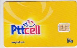 GSM - TURKEY - PTTCELL - NANO SIM - MINT - Turkey
