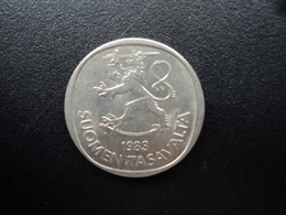FINLANDE : 1 MARKKA  1983. N  Tranche A *  KM 49a    SUP - Finlande