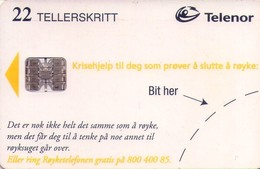TARJETA TELEFONICA DE NORUEGA. N-139 (030) - Norway