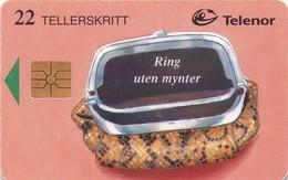 TARJETA TELEFONICA DE NORUEGA. N-81 (031) - Norway