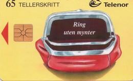 TARJETA TELEFONICA DE NORUEGA. N-82 (032) - Noruega