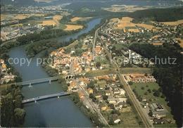 12485063 Koblenz AG Fliegeraufnahme Koblenz - AG Argovia