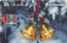TARJETA TELEFONICA DE NORUEGA. N-137 (035) - Noruega