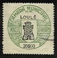 PORTUGAL, Municipals, PB 46, Used, F/VF, Cat. € 25 - Revenue Stamps