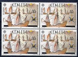 Malta 1992  - Europa Cept -  Square  MNH** - Europa-CEPT