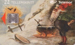 TARJETA TELEFONICA DE NORUEGA. N-136 (039) - Noruega