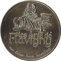 2018MDP191-FLAVIGNY SUR OZERAIN - Les Anis De Flavigny (un Bien Bon Bonbon) / MONNAIE DE PARIS - Monnaie De Paris