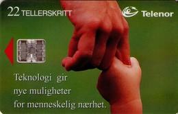 TARJETA TELEFONICA DE NORUEGA. N-42 (045) - Norway