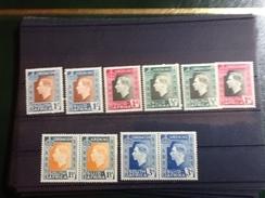 27571) Loltto Di Francobolli Del Sud Africa Nuovi MNH** - Sud Africa (1961-...)