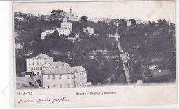 CARD GENOVA RIGHI E FUNICOLARE 1903 -FP-V-2-0882- 28025 - Genova (Genoa)
