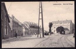 LOMBARTZIJDE - LOMBARTZYDE ( Middelkerke ) - COIN DU VILLAGE - ZELDZAME ! Noch Für Den Krieg Mit Deutschland 1914 - 1918 - Middelkerke
