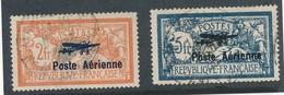 BZ-147: FRANCE: Lot Avec PA N°1/2 Obl - Poste Aérienne