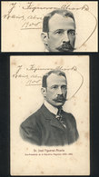 579 ARGENTINA: ALCORTA José Figueroa, President Of Argentina In 1906-1910, His Autograph - Autographs