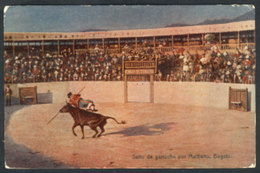 783 COLOMBIA: BOGOTA: Bullfight Arena, Used In 1910, VF Quality - Colombia