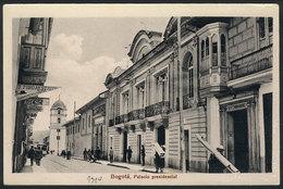 785 COLOMBIA: BOGOTÁ: Presidential Palace, Ed. Librería Minerva, VF Quality - Colombia