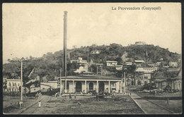 843 ECUADOR: GUAYAQUIL: La Proveedora, Ed.Libreria Maruri, Used, VF! - Ecuador