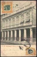 847 ECUADOR: GUAYAQUIL: Banco Comercial Y Agricola Bank, Dated 1909, VF Quality. - Ecuador
