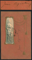 1001 FRANCE: COQUELIN Jean, Actor, His Autograph On Postcard Used In Argentina In 1905, VF - Autographs