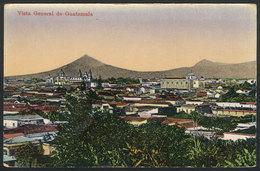 1024 GUATEMALA: General View Of Guatemala, Unused, VF Quality! - Guatemala