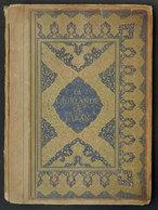 """1078 IRAN: Book: """"La Guirlande De L'Iran"""", With Collection Of Poems By Firdousi-Nizâmi, Om - Poetry"""