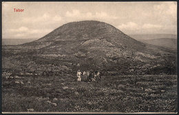 1349 PALESTINE: Mount Tabor, Near Nazareth, Unused, VF Quality! - Palestine