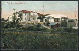 1350 PALESTINE: JERICHO: Hotel Bellevue, Ed. Vester, Unused, VF Quality - Palestine