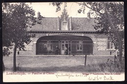 LOMBARTZIJDE - LOMBARTZYDE ( Middelkerke ) - PAVILLON DE CHASSE - SELTEN Noch Für Den Krieg Mit Deutschland 1914 - 1918 - Middelkerke