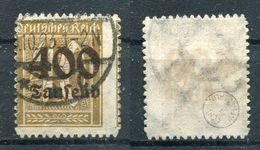 D. Reich Michel-Nr. 300 Gestempelt - Geprüft - Gebraucht