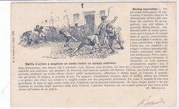 """CARD GENOVA CHEL'IINSE! INSURREZIONE GIAMBATTISTA PERASSO """"IL BALILLA"""" CONTRO AUSTRIACI COME DA SCAN-FP-V-2-0882-28030 - Genova (Genoa)"""