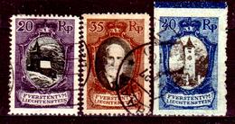 Liechtenstein-138 - Emissione Del 1921 (o) Used - Senza Difetti Occulti. - Liechtenstein