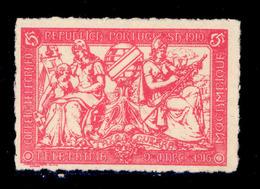 ! ! Mozambique - 1916 Postal Tax - Af. IPT 02 - MH - Mozambique