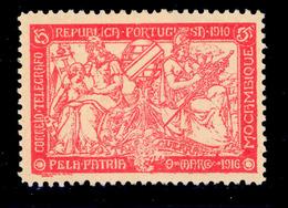 ! ! Mozambique - 1918 Postal Tax - Af. IPT 04 - MH - Mozambique