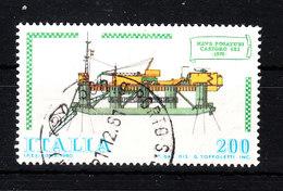Italia   -   1980. Nave Posatubi. Pipelay Vessel. - Ships