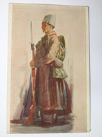 TN 1337 Prima Guerra Pubblicitaria Pubblicita Militare Cechi Legione Vlcek 1916 PAMATNIK ODBOJE Rusko NN Czech Logionary - Italia