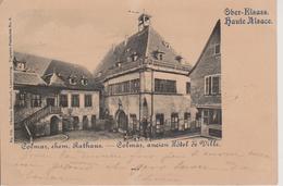 68 - COLMAR - ANCIEN HOTEL DE VILLE - Colmar