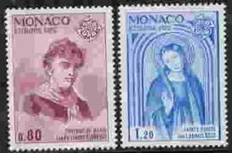 Monaco 1975  - Europa Cept -  Set  MNH** - 1975