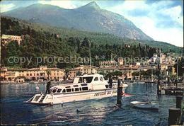 72483962 Maderno Lago Di Garda Aliscafo Faehre Gardasee Alpenblick Italien - Italia
