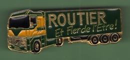 TRANSPORT ROUTIER Et Fier De L'etre *** N°30 *** 0010 - Transportation