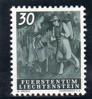 LIECHTENSTEIN 1951 ** - Liechtenstein