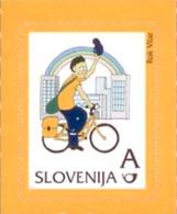 SI 2011-894-5 DEFINITIVE POST, SLOVENIA, 1 X 2v, MNH - Slovénie