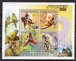 CENTRAL AFRICA -  SYDNEY 2000 OLYMPIC GAMES  O509 - Sommer 2000: Sydney - Paralympics