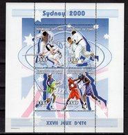 CHAD -  SYDNEY 2000 OLYMPIC GAMES  O510 - Sommer 2000: Sydney - Paralympics