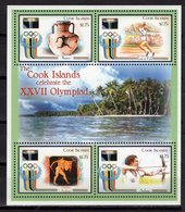 COOK ISLANDS -  SYDNEY 2000 OLYMPIC GAMES  O513 - Sommer 2000: Sydney - Paralympics