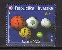 CROATIA -  SYDNEY 2000 OLYMPIC GAMES  O516 - Sommer 2000: Sydney - Paralympics